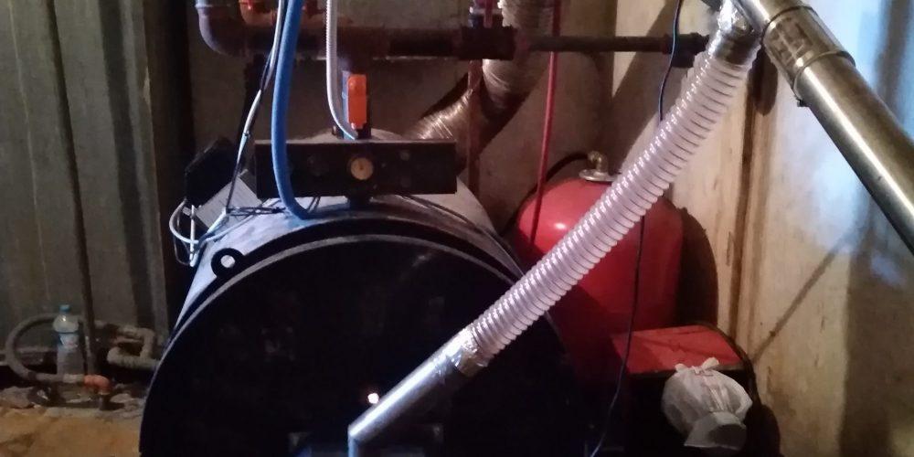 Μετατροπή λέβητα πετρελαίου σε πολυκατοικία στη Ναυμαχίας Έλλης